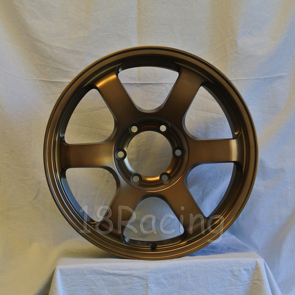 Rota Wheels Grid 1885 6x139.7 20 110 Full Royal Sport Bronze