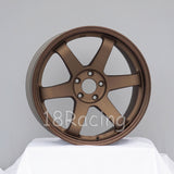 Rota Wheels Grid 1885 5x114.3 44 73 Speed Bronze