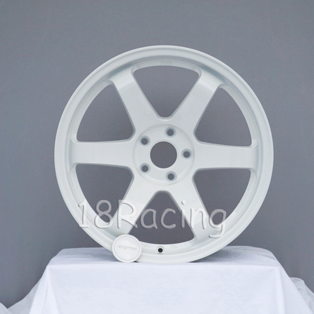 Rota Wheels Grid 1895 5x114.3 38 73 White