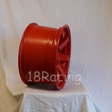 Rota Wheels Grid 1895 5x114.3 38 73 Deep Red