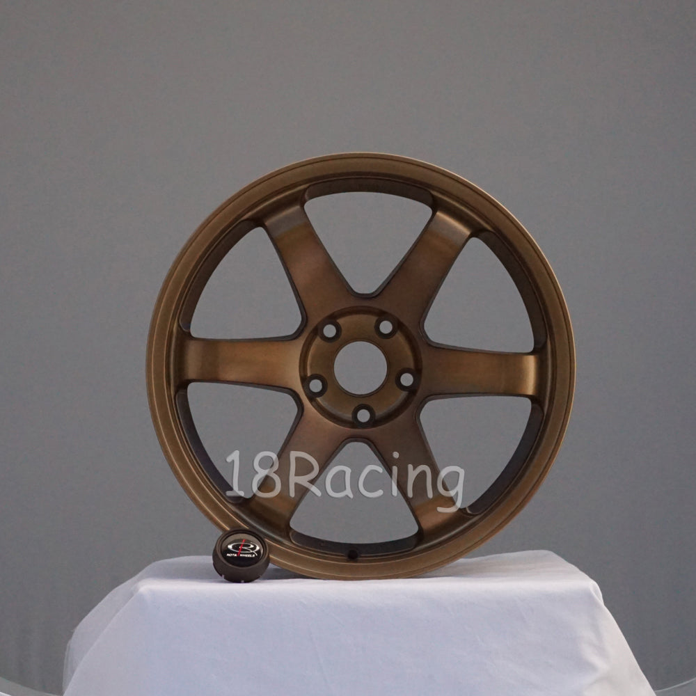 Rota Wheels Grid 1885 5x120 35  72.6  Full Royal Sport Bronze