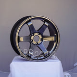 Rota Wheels Grid 1895 5x108 38 73 Hyperblack
