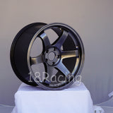 Rota Wheels Grid 1895 5x100 42 73 Hyperblack