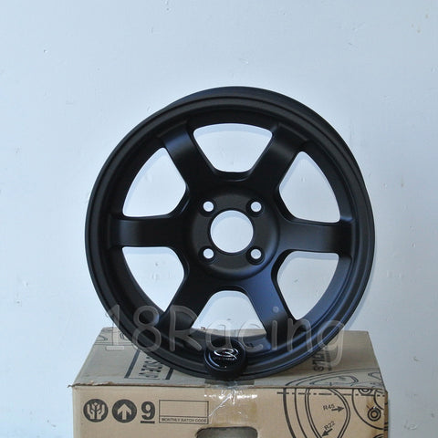 Rota Wheels Grid Concave 1570 4X100 20 67.1 Flat Black