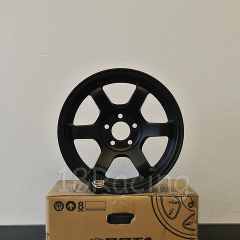 Rota Wheels Grid Concave 1580 5X100 20 73 Flat Black
