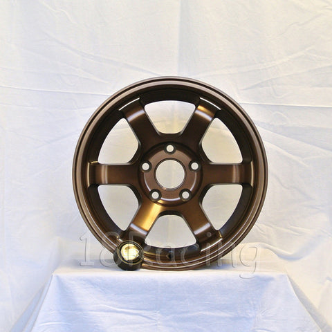 Rota Wheels Grid Concave 1580 5X100 20 57.1 Full Royal Sport Bronze