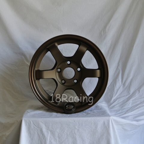 Rota Wheels Grid Concave 1580 5X114.3 20 73 Speed Bronze