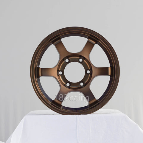 Rota Wheels Grid Offroad 1680 6X139.7 0 110 Full Royal Sport Bronze