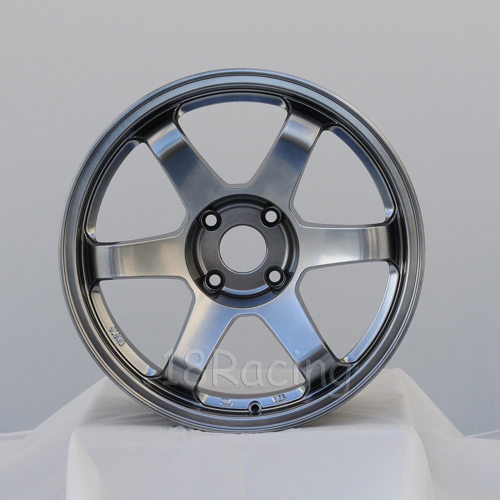 Rota Wheels Grid 1790 4x114.3 12 73 Hyperblack