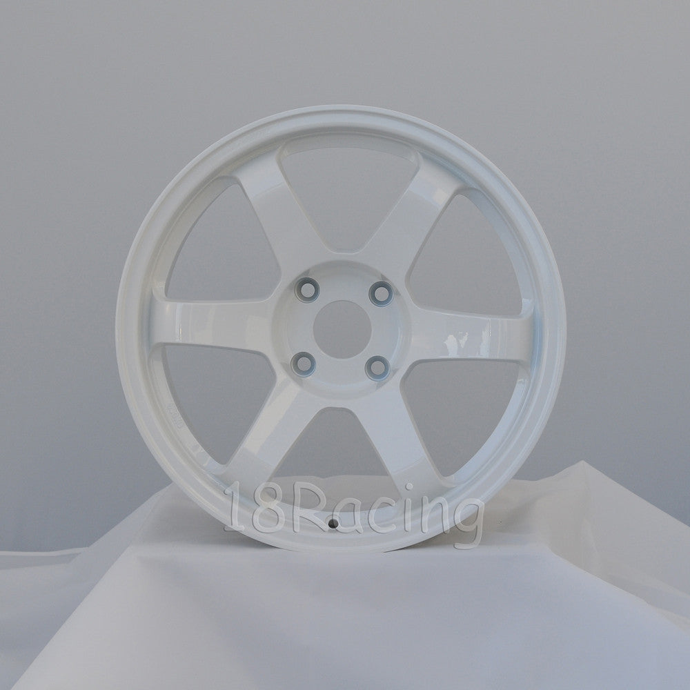 Rota Wheels Grid 1790 4x114.3 25 73 White