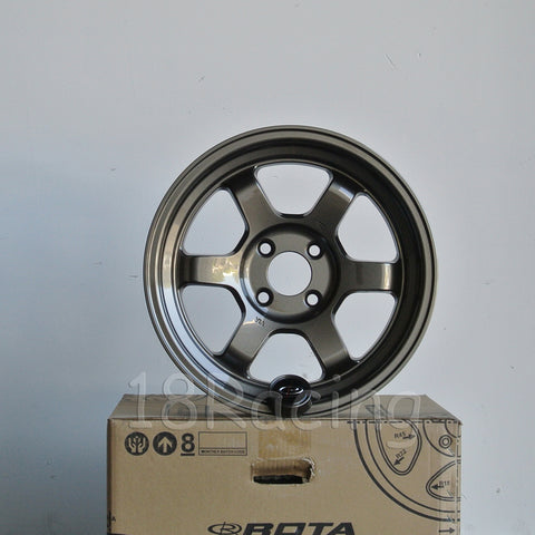 Rota Wheels Grid V 1570 4X114.3 0 73 Bronze