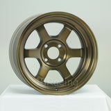 Rota Wheels Grid V 1590 4X100 0 67.1 Full Royal Sport Bronze