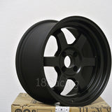 Rota Wheels Grid V 1680 4X100 20 67.1 Flat Black