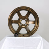 Rota Wheels Grid V 1680 4X114.3 0 73 Full Royal Sport Bronze