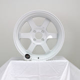 Rota Wheels Grid V 1590 4X100 0 67.1 White