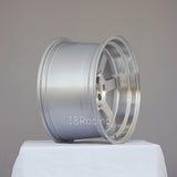 Rota Wheels Grid V 1690 4X100 -15 67.1 Full Polish Silver