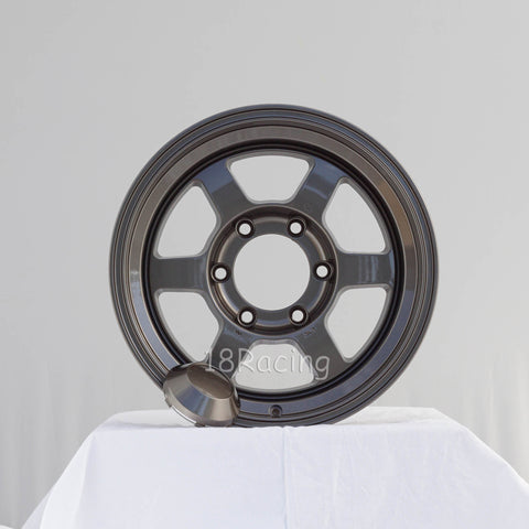 Rota Wheels Grid Type X 1680 6X139.7 5 110 Bronze