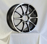 Rota Wheels Group A 1775 5x114.3 48 73 Full Polish Black