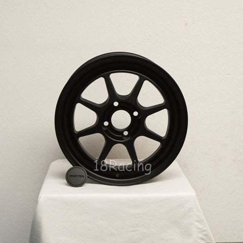 Rota Wheels Hunter 1570 4X100 35 73 Flat Black