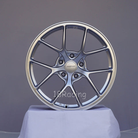 Rota Wheels KB F 1885 5x114.3 44 73 Hypersilver