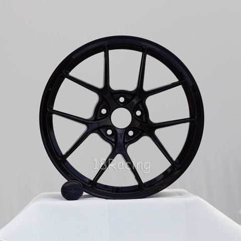Rota Wheels KB F 1885 5x108 42 73 Yamaha Black