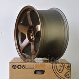 Rota Wheels P-45R 1895 5X114.3 12 73 Full Royal Sport Bronze