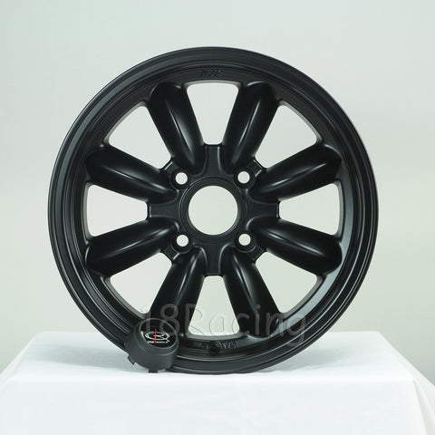Rota Wheels RB 1560 4X114.3 20 73 Flat Black