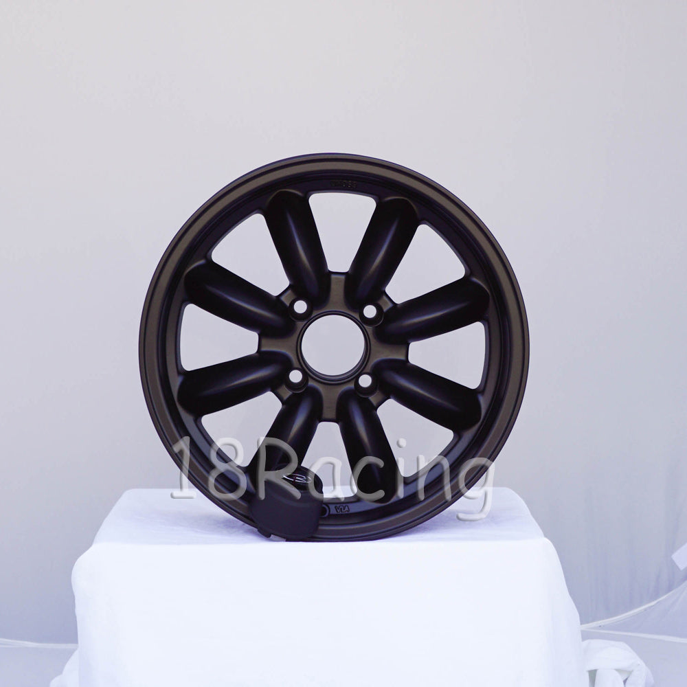 Rota Wheels RB 1670 4X114.3 22 73 Flat Black