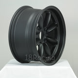 Rota Wheels RB 1680 4X114.3 10 73 Flat Black