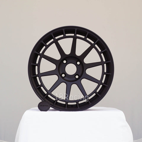 Rota Wheels Recce 1775 4x108 40 63.35 Flat Black