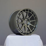 Rota Wheels Recce 1780 4x108 40 73  STEEL GREY