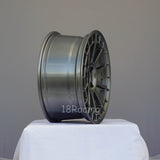 Rota Wheels Recce 1775 4x108 40 63.35  STEEL GREY