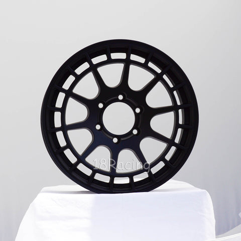 Rota Wheels Recce 1890 6x114.3 30 110 Flat Black