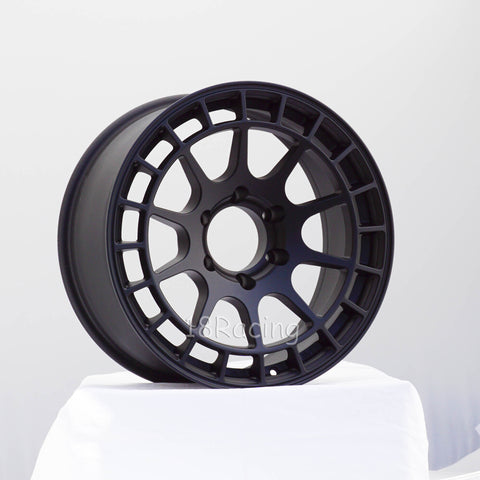 Rota Wheels Recce 1890 6x139.7 10 110 Flat Black