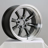Rota Wheels RKR 1795 5X114.3 -20 Hyperblack with Polish Lip