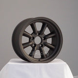 Rota Wheels RKR 1580 5X114.3 0 73 Magnesium Black