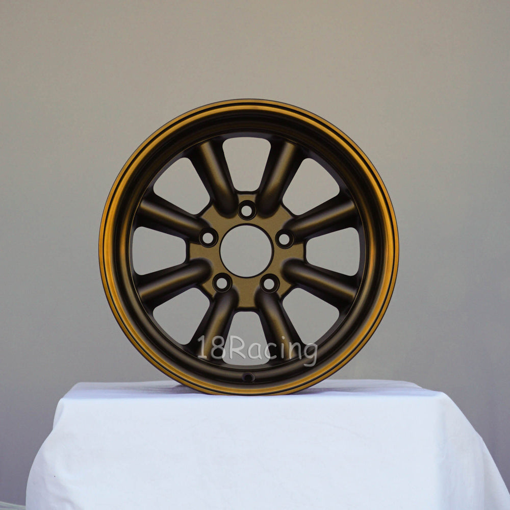 Rota Wheels RKR 1580 5X114.3 0 73 SPEED BRONZE