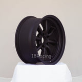 Rota Wheels RKR 1785 5X114.3 4 73 Flat Black