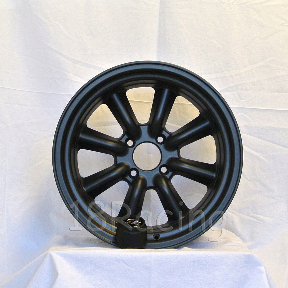 Rota Wheels RKR 1785 4X114.3 4 73 Magnesium Black