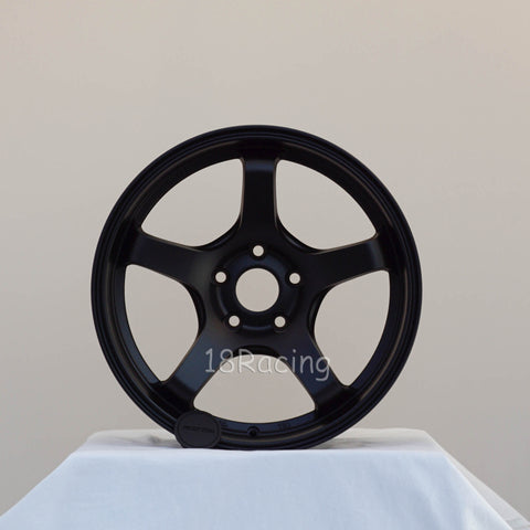 Rota Wheels RT-5R 1790 5X114.3 25 73 Flat Black