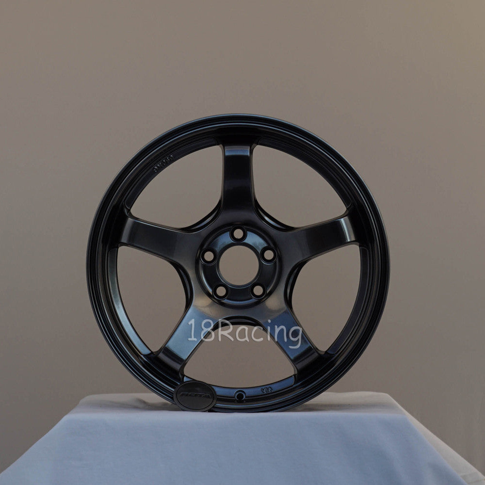 Rota Wheels RT-5R 1790 5X100 42 73 Hyperblack