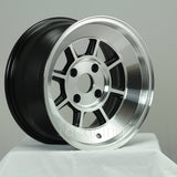 Rota Wheels Shakotan 1580 4X114.3 4 73 Full Polish Black