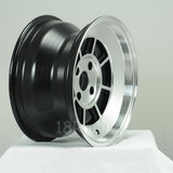 Rota Wheels Shakotan 1580 4X100 10 67.1 Full Polish Black