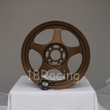 Rota Wheels Slipstream 1565 4X100 40 67.1 Full Royal Sport Bronze