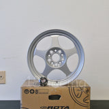 Rota Wheels Slipstream 1570 5X100 35 57.1 Silver