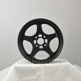 Rota Wheels Slipstream 1575 4X100 40 56.1 Flat Black