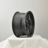 Rota Wheels Slipstream 1665 4X100 45 56.1  Flat Black 13.1 LBS
