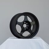 Rota Wheels Slipstream 1580 4X100 20 57.1 Flat Black