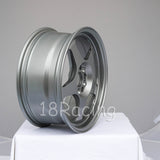 Rota Wheels Slipstream 1670 5X100 45 57.1 Steel Grey
