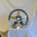Rota Wheels Slipstream 1775 5X114.3 45 73 Full Polish Silver